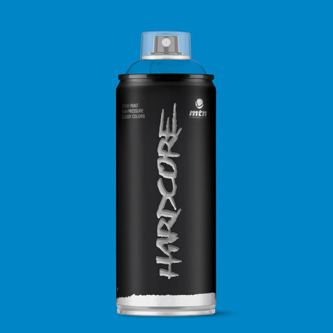 MTN Hardcore 400ml - Avatar Blue RV-217 - AllCity NZ - Spray Paint NZ