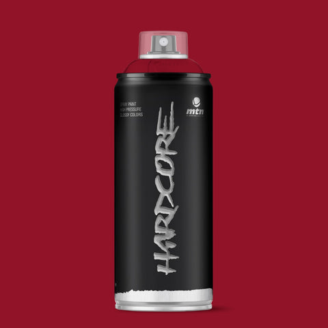 MTN Hardcore 400ml - Bordeaux Red R-3004 - AllCity NZ - Spray Paint NZ