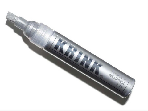 Krink K-71 Silver - AllCity NZ - Spray Paint NZ