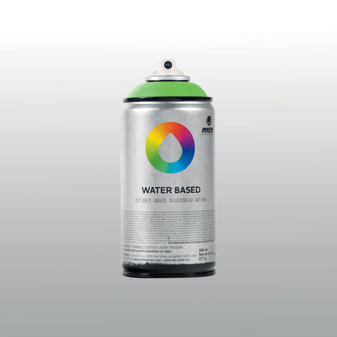 MTN Water Based 300ml Silver Jewel - AllCity NZ - Spray Paint NZ