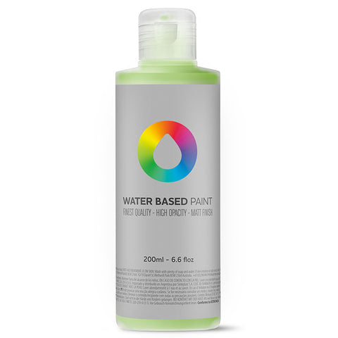 MTN Water Based White 200ml - AllCity NZ