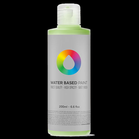 MTN Water Based Black 200ml - AllCity NZ