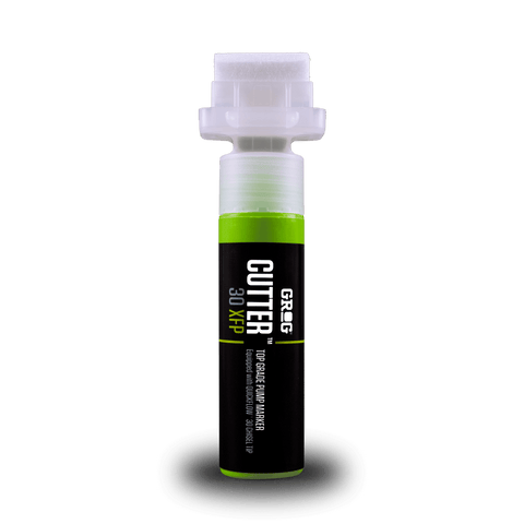 Grog Cutter 30mm Paint Marker - LASER GREEN - AllCity NZ - Spray Paint NZ