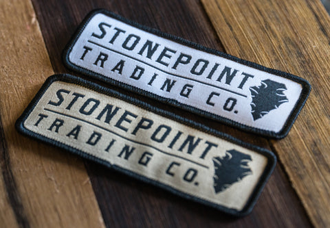 Stone Point Patch