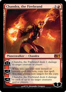 Chandra, the Firebrand