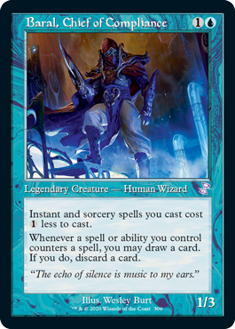 Baral. Chief of Compliance