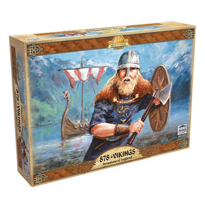 878 Vikings - Invasions of England