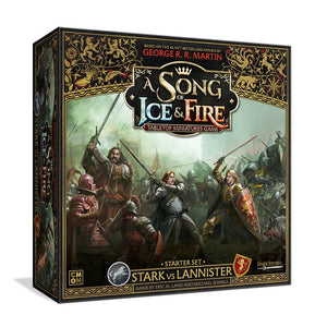 A Song of Ice & Fire Starter Set: Stark VS Lannister