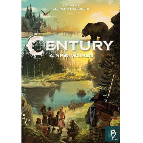 Century: A New World (Coming July 2019)