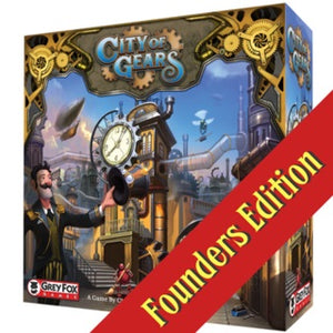 City of Gears - Kickstarter Founders Edition