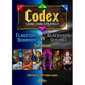 Codex - Flagstone Dominion vs Blackhand Scourge Expansion