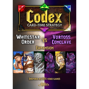 Codex - Whitestar Order vs  Vortoss Conclave Expansion
