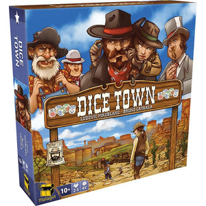 Dice Town - Revised Edition