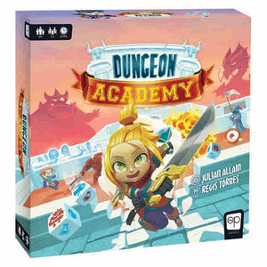 Dungeon Academy (Monthly Special)