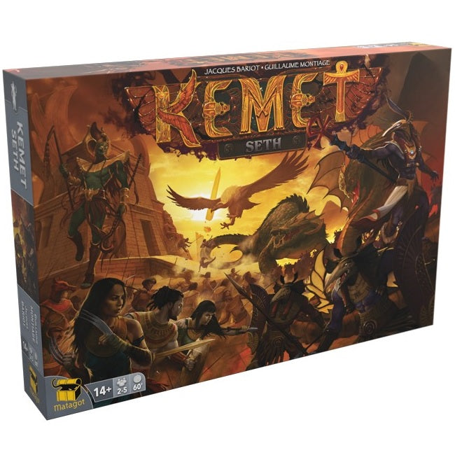 Kemet: Seth  (Monthly Special)