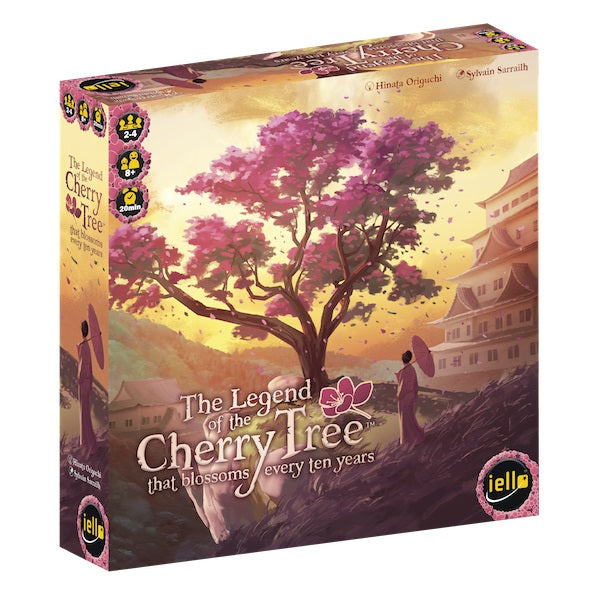 The Legend of the Cherry Tree (Coming March 2019)