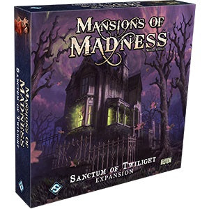 Mansions of Madness 2nd Edition - Sanctum of Twilight