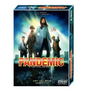 Pandemic (Monthly Special)