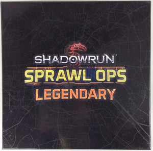 Shadowrun: Sprawl Ops Legendary Edition + 5-6 player expansion