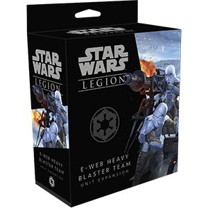 Star Wars Legion: E-Web Heavy Blaster Team