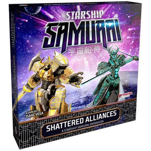 Starship Samurai - Shattered Alliances