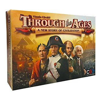Through the Ages: A New Story of Civilisation