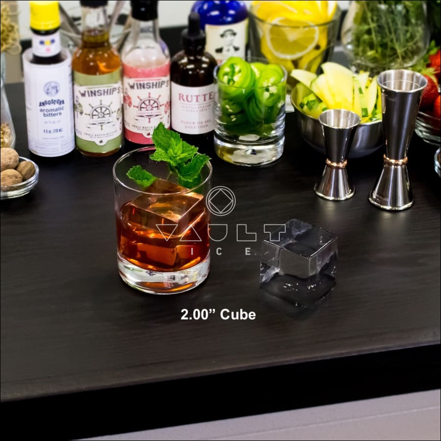 Craft Cocktail Rocks® 2.00 Cube Ice