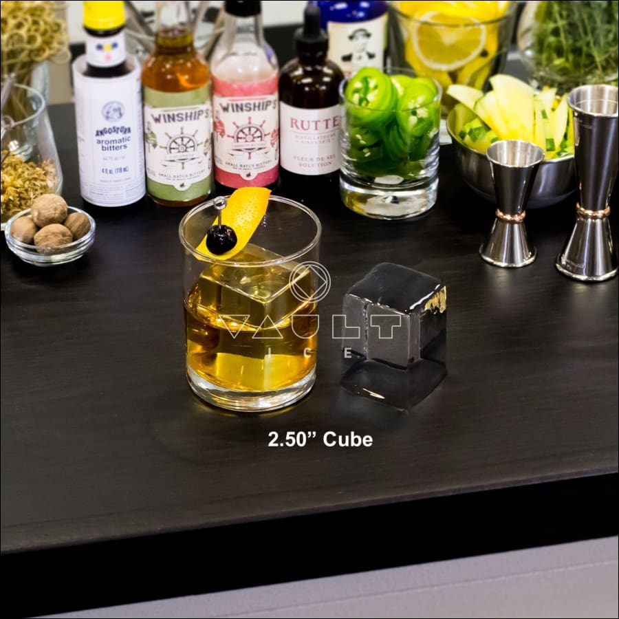Craft Cocktail Rocks® 2.50 Cube Ice