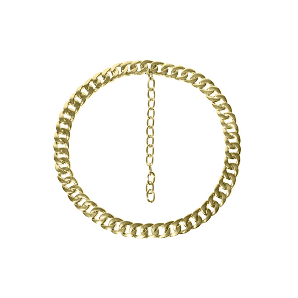 Julia-Necklace-18K-Plated-Yellow-Gold-Lisa-Corbo-Design