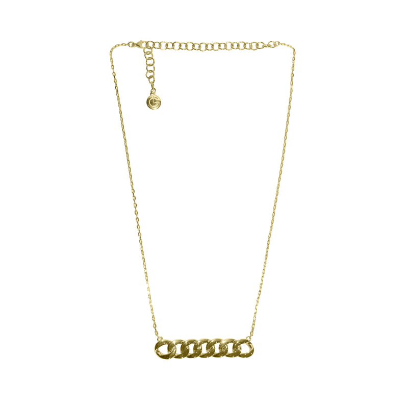Holly-Necklace-18K-Plated-Yellow-Gold-Lisa-Corbo-Design