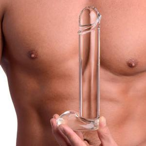 Glass and Steel Dildos