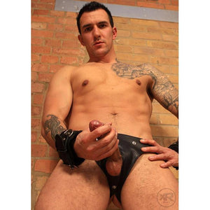 Strict Leather Break Away Jock Strap