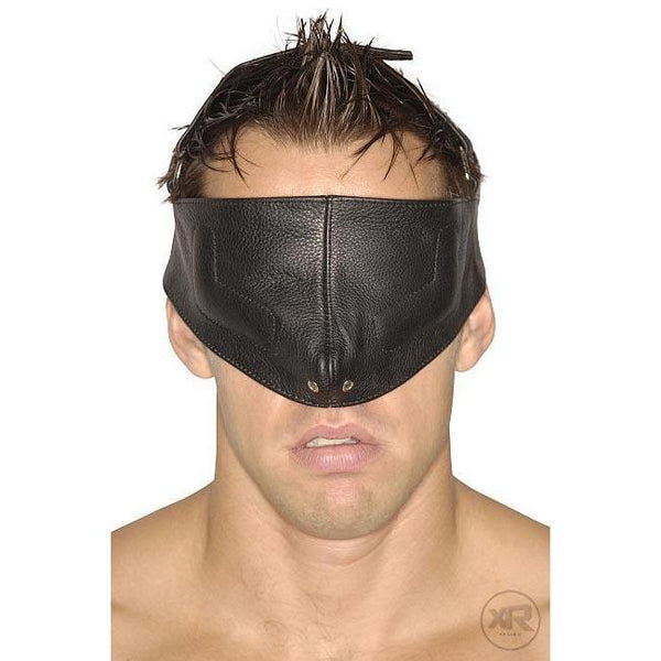 Strict Leather Upper Face Mask