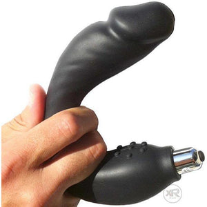 Vibrating Waterproof Silicone P-Spot Seeker
