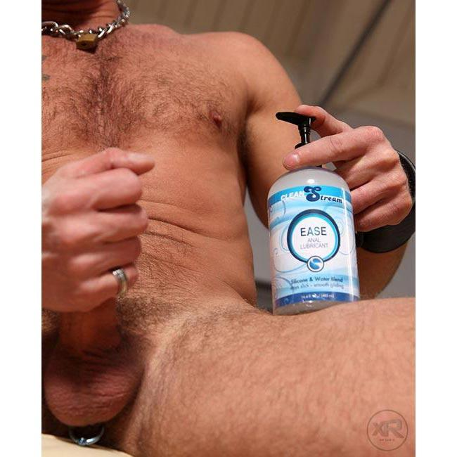 CleanStream Ease Hybrid Anal Lube