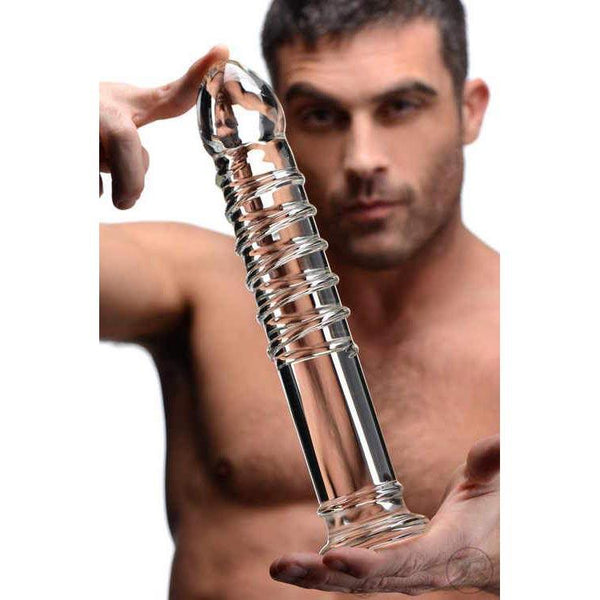 Behemoth Ribbed XL Dildo