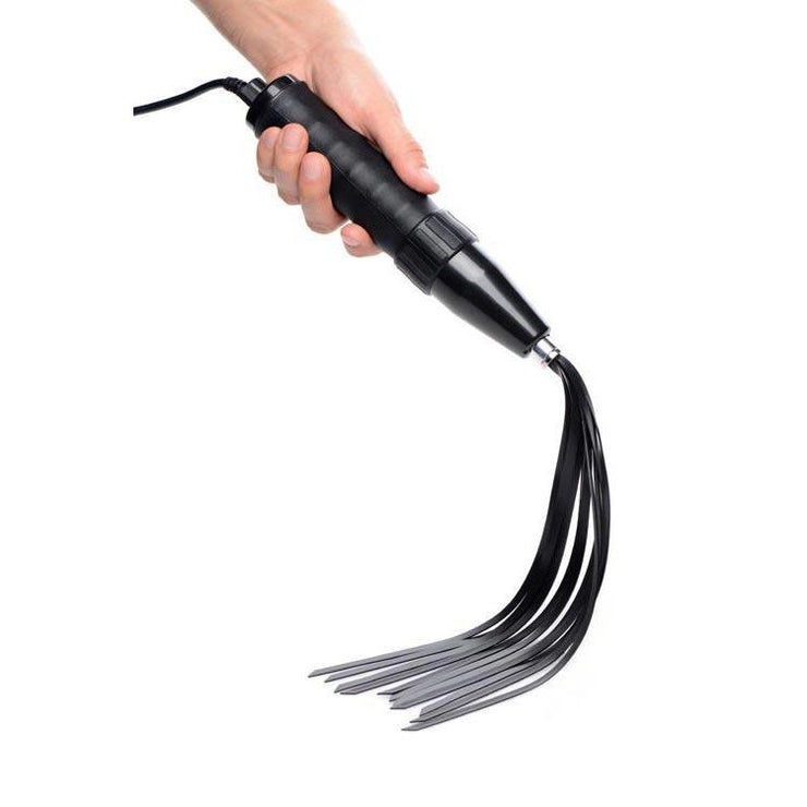 Extreme Twilight Flogger Silicone eStim Attachment