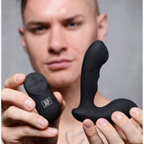 7X P-Milker Silicone Prostate Stimulator with Milking Bead