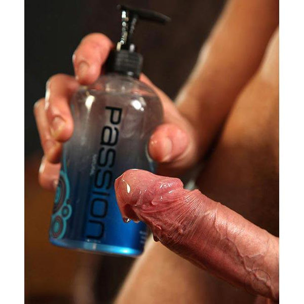 Passion Natural Water-Based Lube 16oz Pump