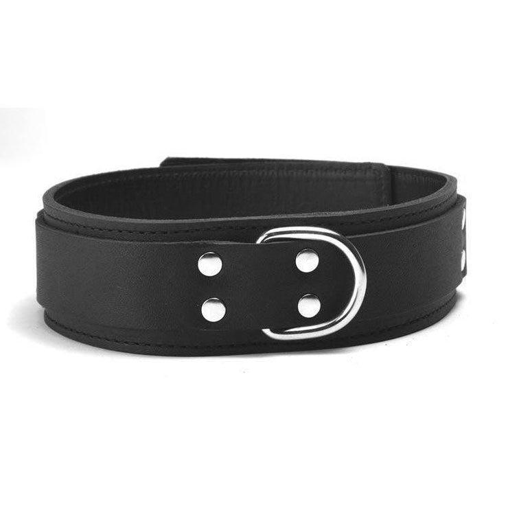 Strict Leather Lightweight Lined Collar