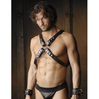 Strict Leather Chest Harness