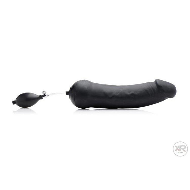 Toms Inflatable Silicone Dildo