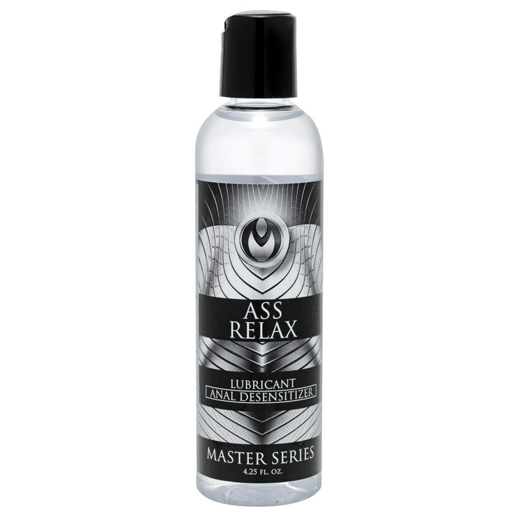 Ass Relax Desensitizing Lubricant
