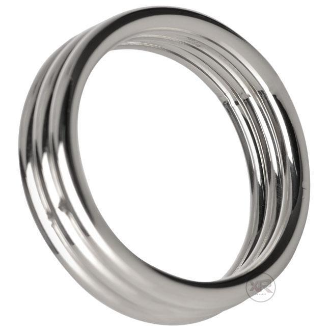 Echo Stainless Steel Cock Ring