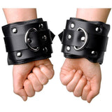 Deluxe Locking Wide-Padded Cuffs