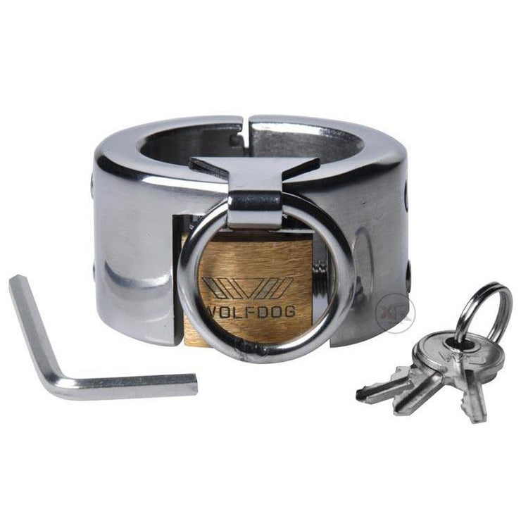 Lucifers Stainless Steel Chamber