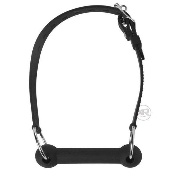 Mr Ed Lockable Silicone Bit Gag