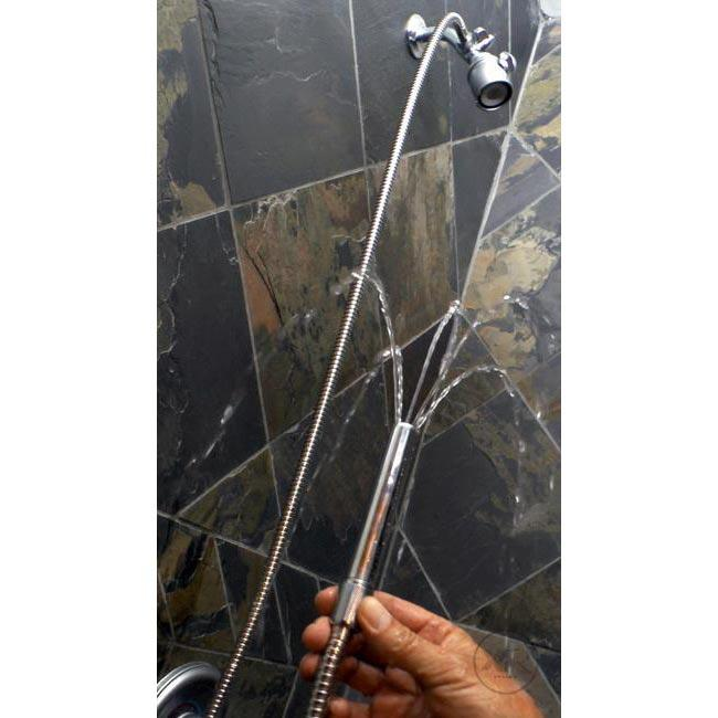 All-in-One 4 Tip Shower Enema System