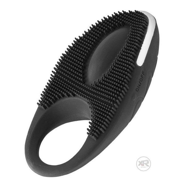 Omni 20 Mode Silicone Vibrating Cock Ring