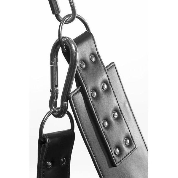 Leather Lined Sling with Pillow and Stirrups